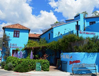 Oferta Viaje Hotel Hotel Bandolero en Júzcar