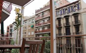 Oferta Viaje Hotel Hotel Alguera Apartamentos Industria en Barcelona