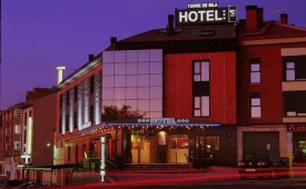 Oferta Viaje Hotel Hotel Torre de Sila en Tordesillas