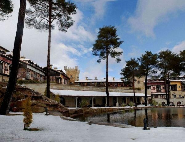 Oferta Viaje Hotel Hotel Abadia De Los Templarios en La Alberca