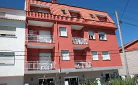 Oferta Viaje Hotel Hotel Hostal San Roque en Sanxenxo