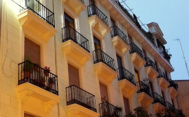 Oferta Viaje Hotel Hotel Hostal Regio en Madrid