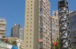 Oferta Viaje Hotel Hotel Apartamentos Las Carabelas en Benidorm