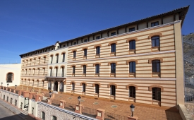 Oferta Viaje Hotel Hotel Termas - Balneario Termas Pallarés en Alhama de Aragón