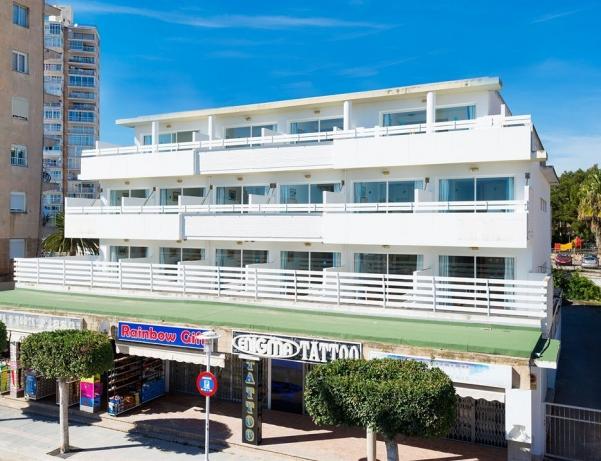 Oferta Viaje Hotel Hotel Magalluf Strip Apartment en Palmanova