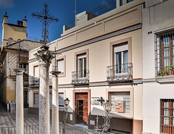 Oferta Viaje Hotel Hotel Apartamentos Las Cruces en Sevilla