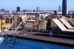 Oferta Viaje Hotel Hotel Catalonia Atenas en Barcelona