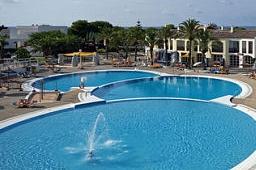 Oferta Viaje Hotel Hotel Sol Falco ''''All Inclusive'''' en Menorca