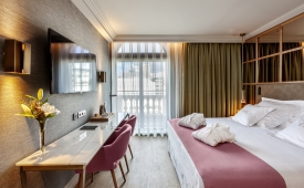 Oferta Viaje Hotel Hotel Barceló Emperatriz en Madrid