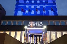 Oferta Viaje Hotel Hotel Zenit Conde de Orgaz en Madrid