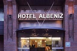 Oferta Viaje Hotel Hotel Catalonia Albéniz en Barcelona