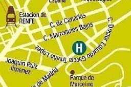 Oferta Viaje Hotel Hotel Infanta Cristina en Jaén