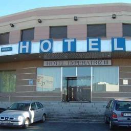 Oferta Viaje Hotel Hotel Emperatriz III en Salamanca