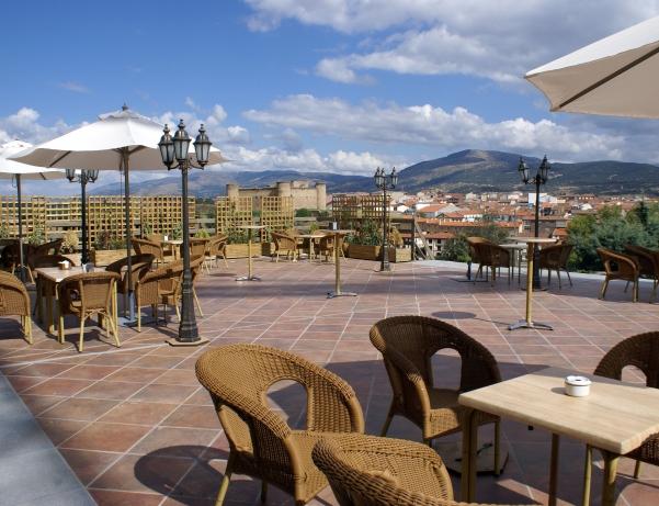 Oferta Viaje Hotel Hotel Mirador de Gredos en El Barco de Avila