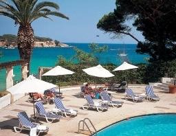 Oferta Viaje Hotel Hotel ILUNION Caleta Park en Sant Feliu de Guíxols