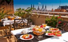 Oferta Viaje Hotel Hotel Los Girasoles Suites Apartamentos en Zaragoza