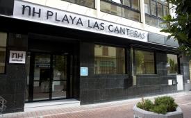 Oferta Viaje Hotel Hotel NH Las Palmas Playa las Canteras en Las Palmas de Gran Canaria
