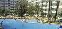 Oferta Viaje Hotel Hotel Protur Palmeras Playa Aparthotel en Cala Morlanda