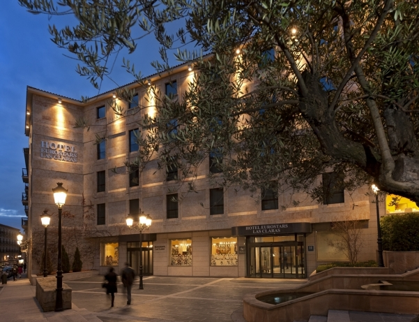 Oferta Viaje Hotel Hotel Eurostars Las Claras en Salamanca
