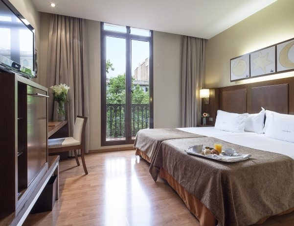 Oferta Viaje Hotel Hotel Acta Atrium Palace en Barcelona