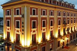 Oferta Viaje Hotel Hotel Los Jándalos Jerez en Jerez de la Frontera