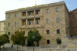 Oferta Viaje Hotel Hotel abba Fonseca en Salamanca