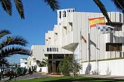 Oferta Viaje Hotel Hotel Tryp Valencia Azafata Hotel en Manises