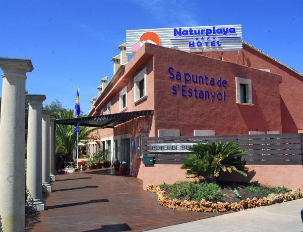 Oferta Viaje Hotel Hotel Naturplaya en Arta