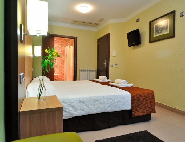 Oferta Viaje Hotel Hotel Ballesta Hostal en Madrid