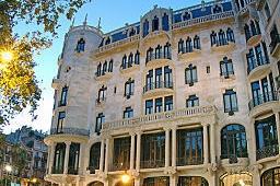 Oferta Viaje Hotel Hotel Casa Fuster Gran Lujo Monumento en Barcelona