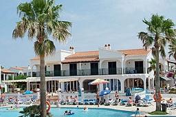 Oferta Viaje Hotel Hotel Apartamentos Roc Oasis Park en Menorca