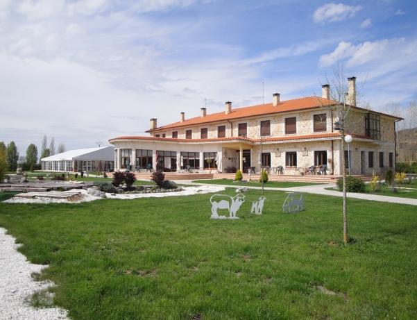 Oferta Viaje Hotel Hotel El Prado de las Merinas Logis en Caleruega
