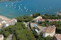 Oferta Viaje Hotel Hotel GHT S'Agaró Mar en Sant Feliu de Guíxols