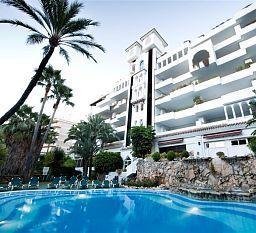 Oferta Viaje Hotel Hotel Monarque Sultán Aparthotel en Marbella