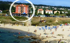 Oferta Viaje Hotel Hotel Delfin Azul en Sanxenxo