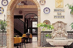 Oferta Viaje Hotel Hotel La Fuente Hostal en Córdoba