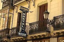 Oferta Viaje Hotel Hotel Hostal Las Fuentes en Madrid