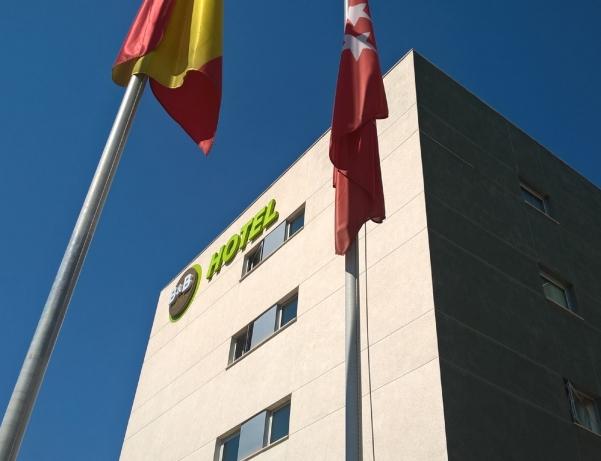 Oferta Viaje Hotel Hotel B&B Madrid Airport en Madrid