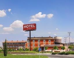 Oferta Viaje Hotel Hotel Isla De La Garena en Alcalá de Henares