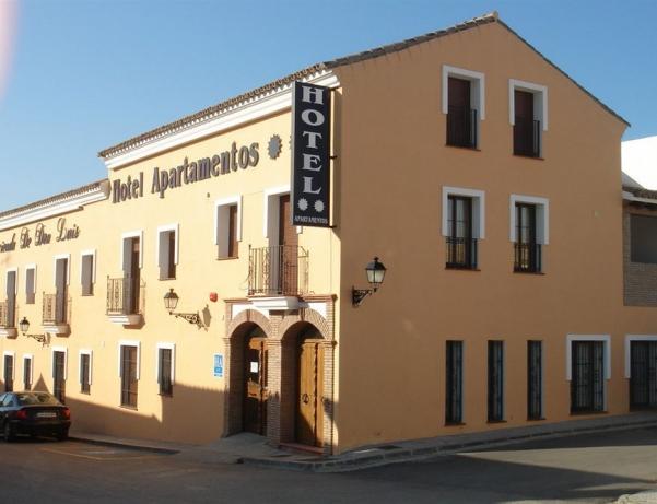 Oferta Viaje Hotel Hotel La Hacienda de Don Luis en Jimena de la Frontera