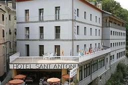 Oferta Viaje Hotel Hotel San Antonio en Ribes de Freser