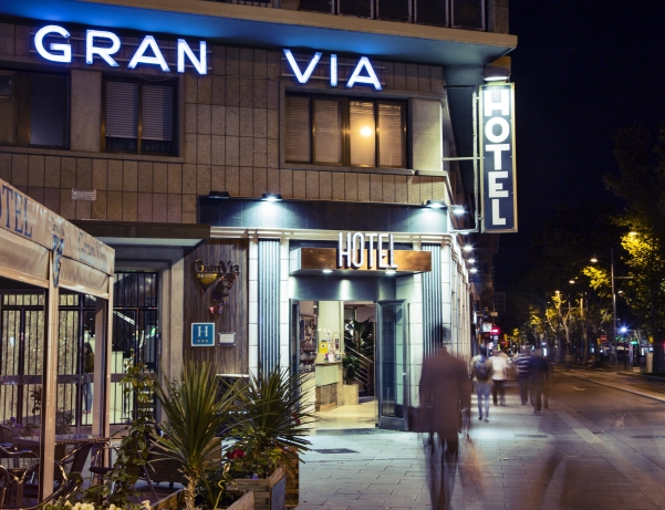 Oferta Viaje Hotel Hotel Gran Via en Zaragoza