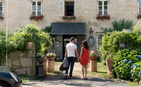 Oferta Viaje Hotel Hotel A Quinta da Auga Spa Relais & Chateaux en Santiago de Compostela