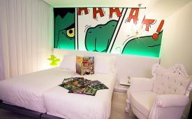 Oferta Viaje Hotel Hotel Dormirdcine cinema style hotel en Madrid