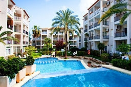 Oferta Viaje Hotel Hotel Ona Ogisaka Garden Aparthotel en Denia