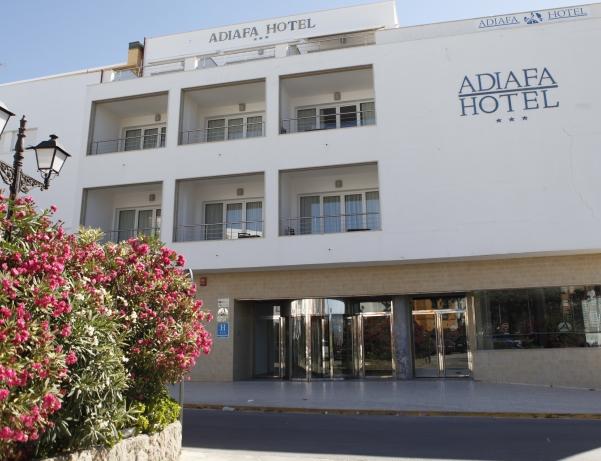 Oferta Viaje Hotel Hotel Adiafa en Barbate