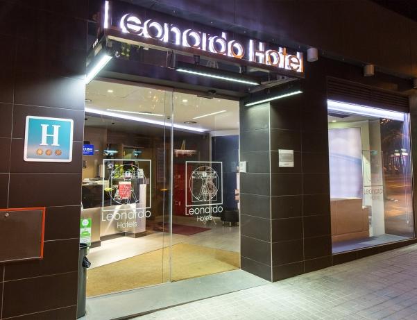 Oferta Viaje Hotel Hotel Leonardo Boutique Sagrada Familia en Barcelona