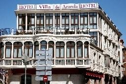 Oferta Viaje Hotel Hotel Villa de Aranda en Aranda de Duero