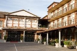 Oferta Viaje Hotel Hotel Complejo Paris en Illescas