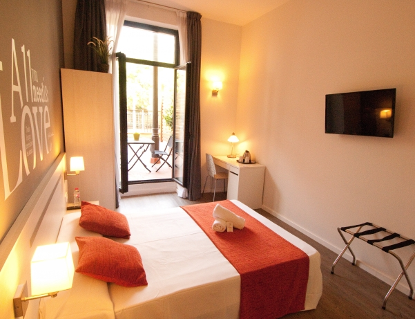 Oferta Viaje Hotel Hotel Live Barcelona Hostal en Barcelona